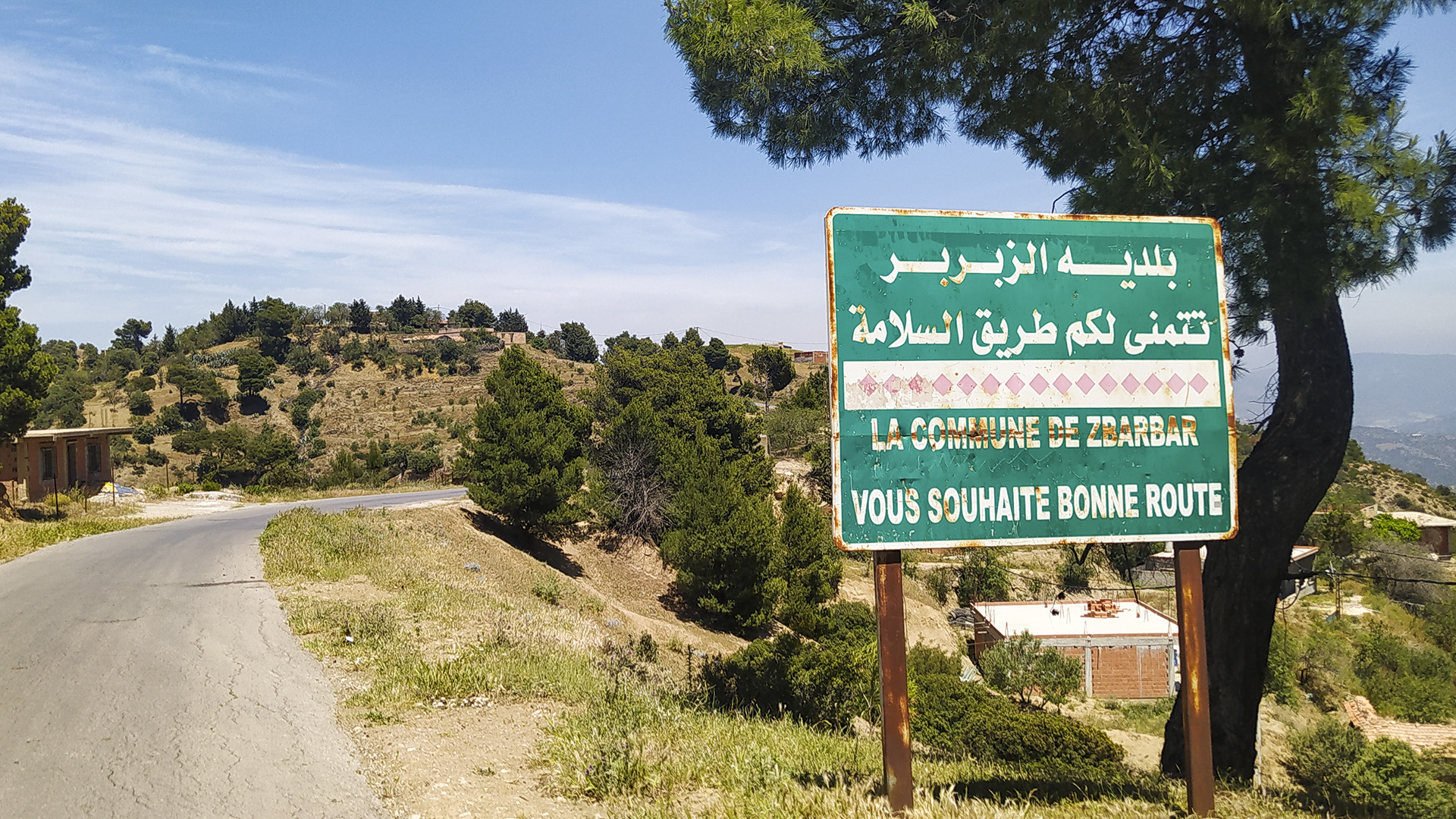 Zbarbar: A Small Town Brutalized During The 1990s Algerian Civil War Finds Peace