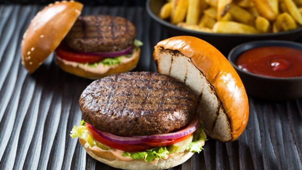 FryPad: Computer Chef That Prints Vegan Burgers