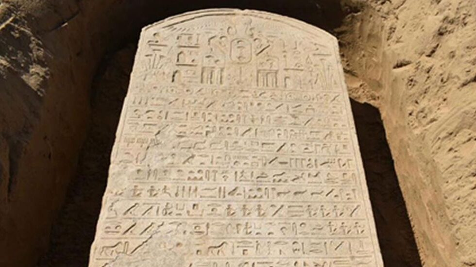 Phar-old Find: Farmer Discovers Ancient Egyptian Monument As He Plants Crop