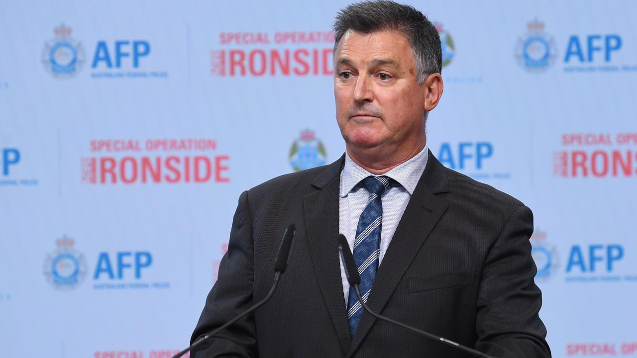 Underworld Sting To Help Solve Australian State Murders