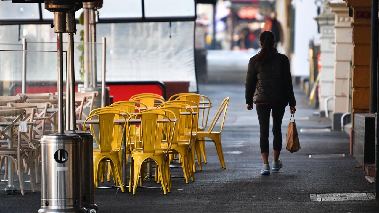 Australian State Lockdown Risks Undermining Confidence