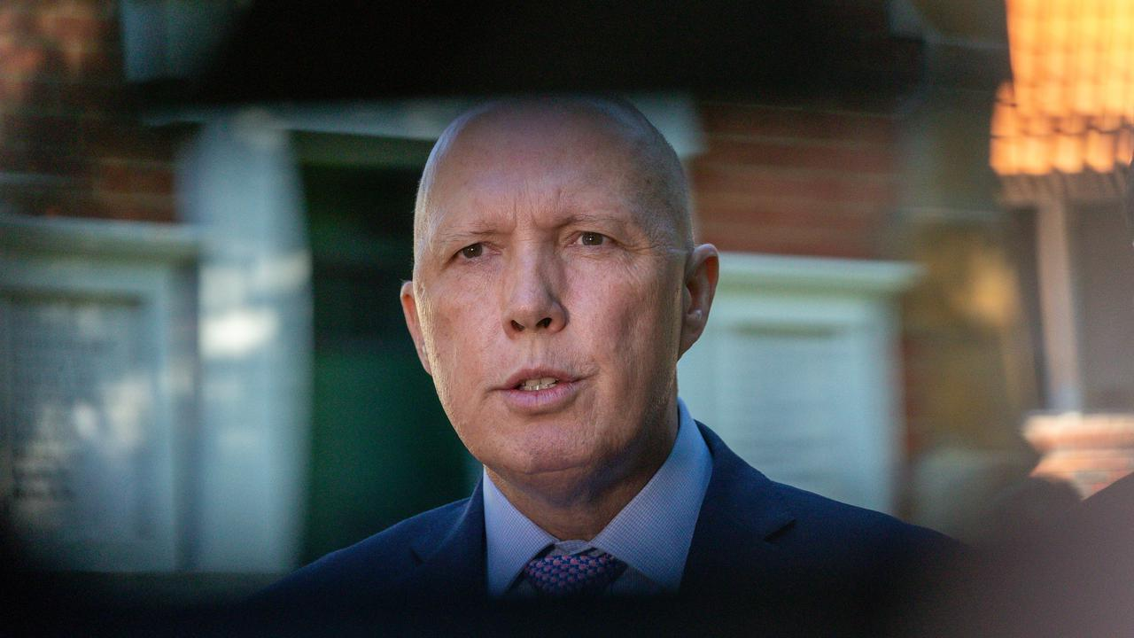 Australian Defense Minister Dutton Defied Advice On Afghan Citations