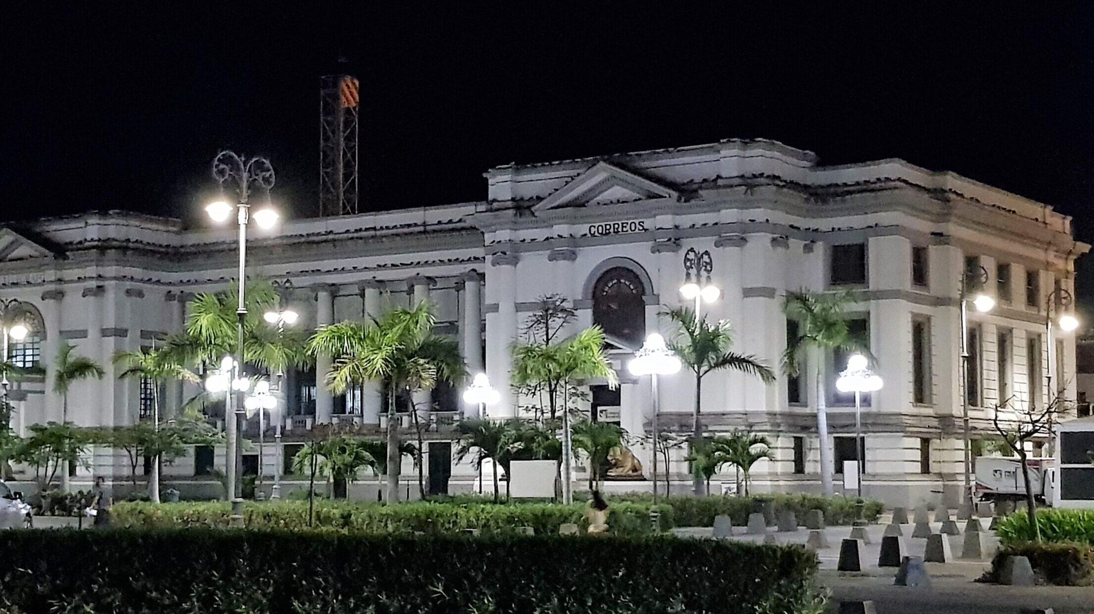 Un recorrido arquitectónico por el puerto de Veracruz