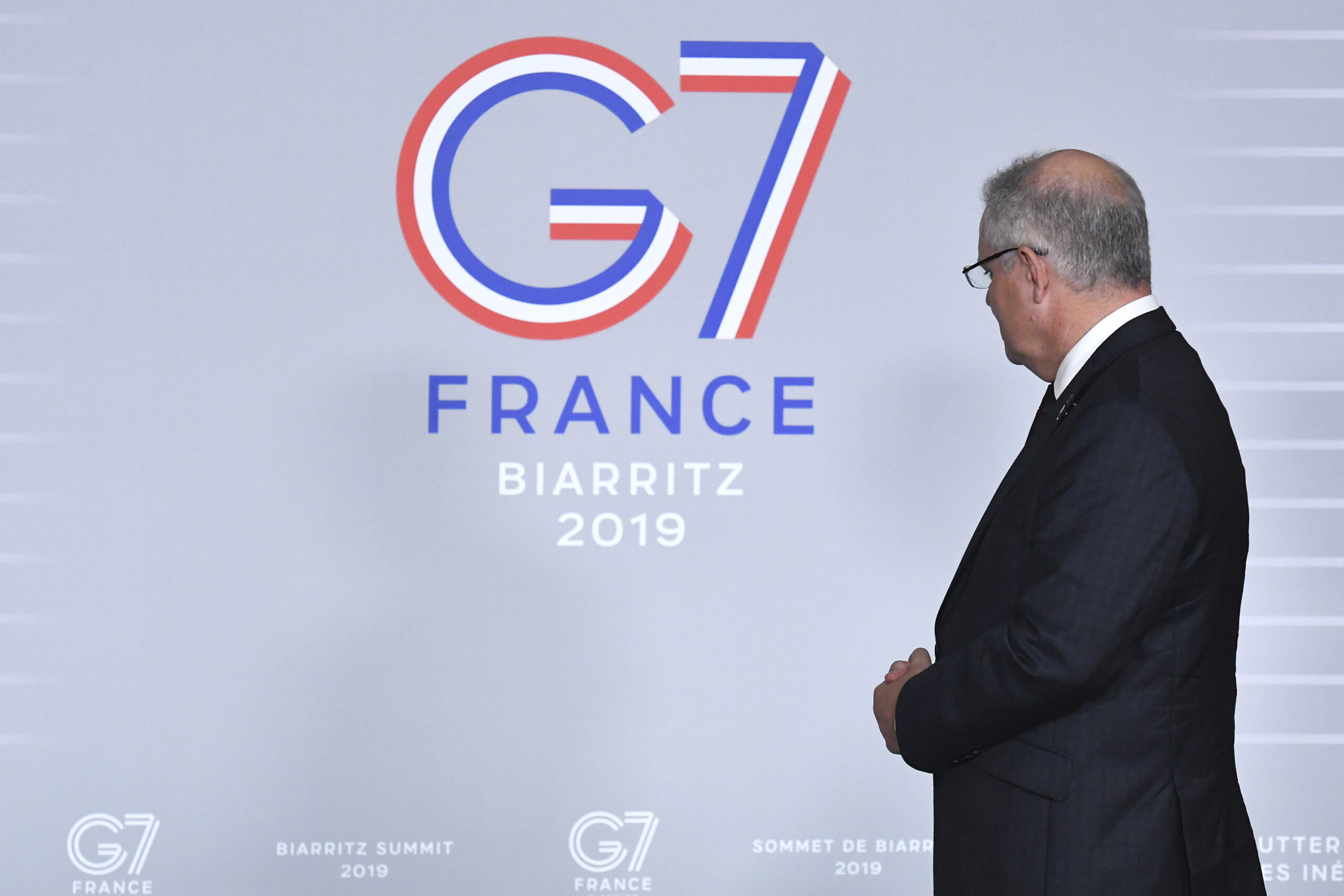 Australia Prime Minister Makes Policy Pitch Ahead Of G7 Meeting
