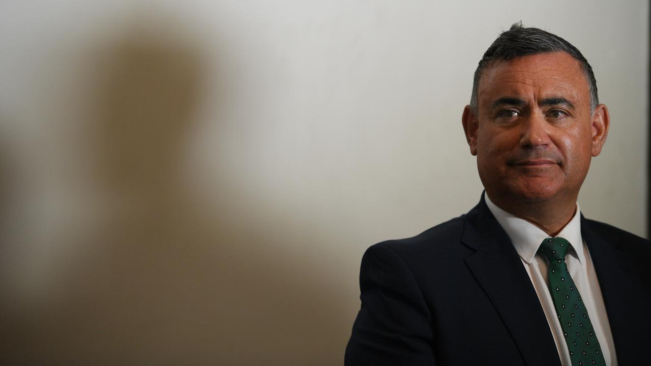 Australian State Deputy Premier Faces Payment Questions