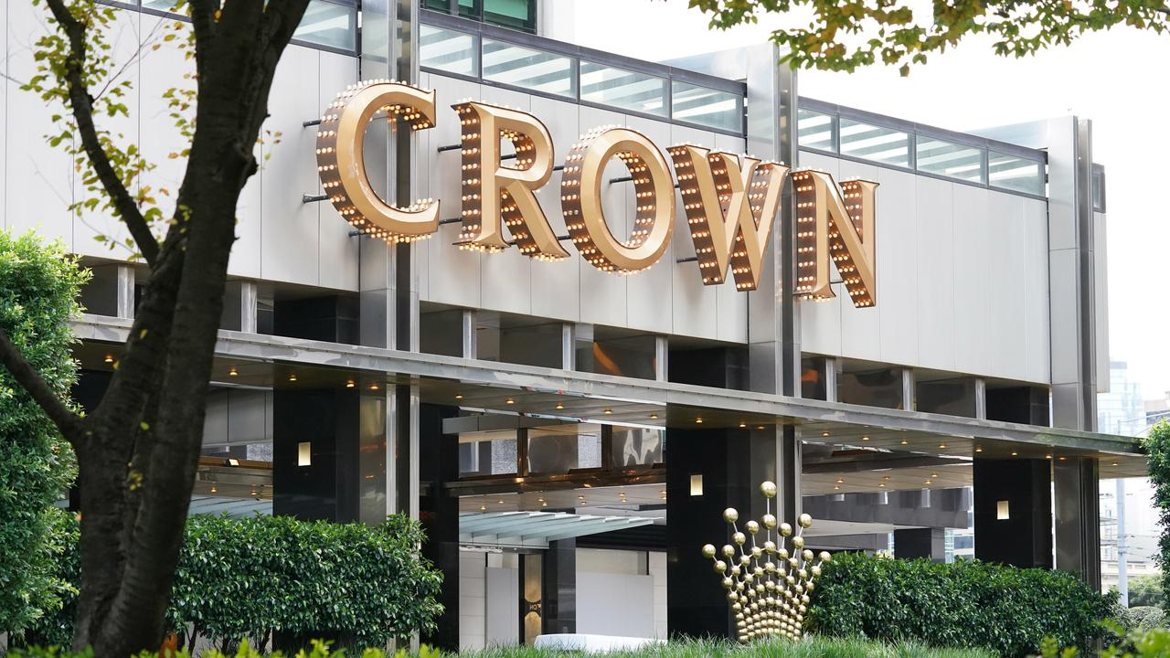 Crown Yet To Review 2016 China Arrests In Australia
