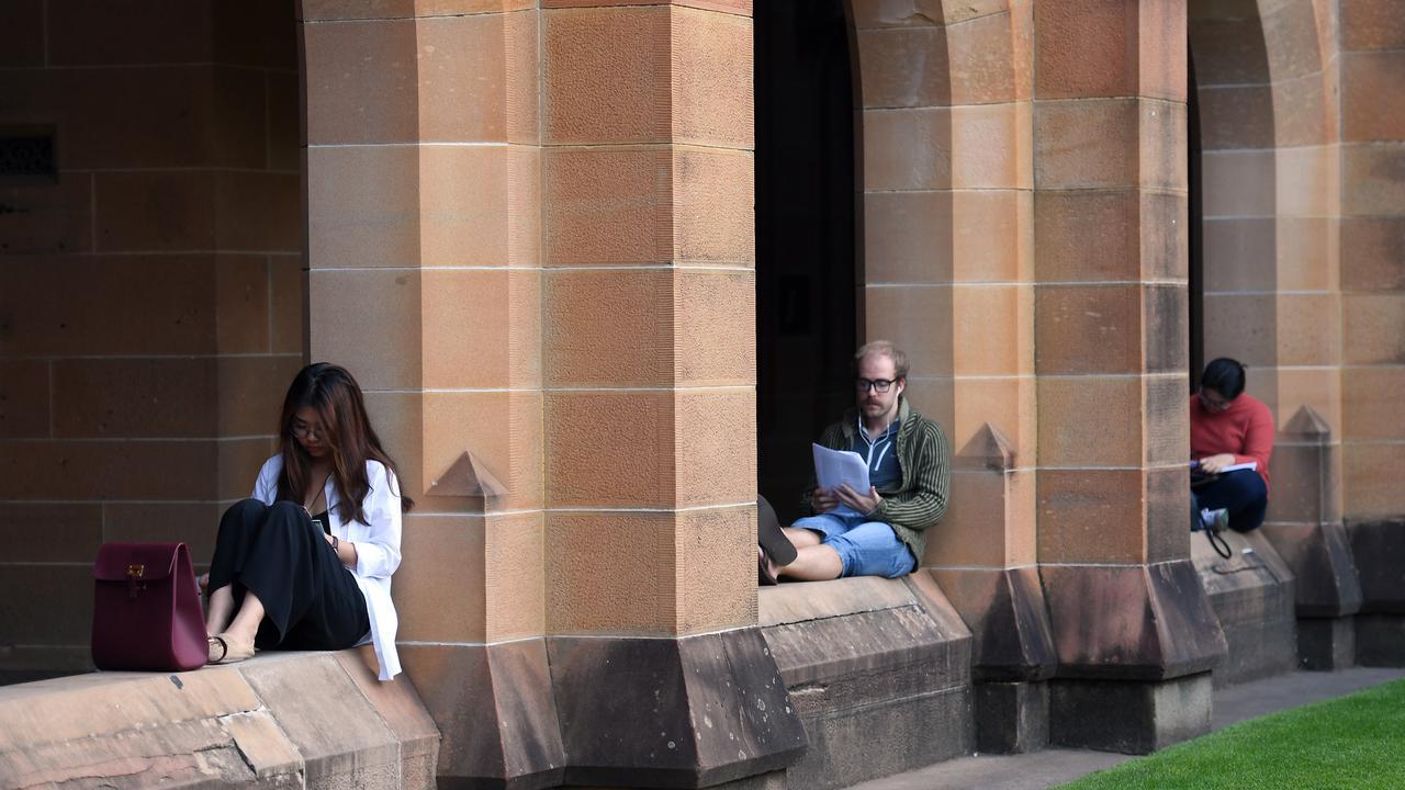 Top Body For Universities Praises Australian State Student Plan