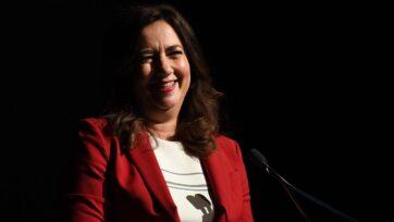 Annastacia Palaszczuk says she expects the 2032 Olympics to bring $8 billion to the Qld economy.