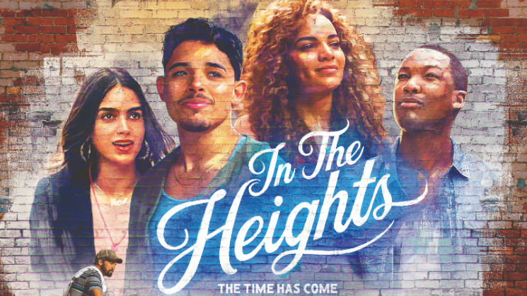 'In The Heights' Celebrates The U.S. Latino Community