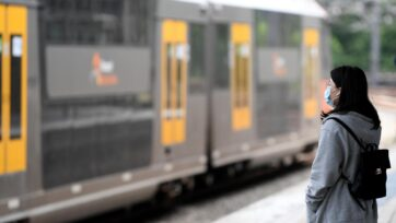 NSW has set a goal of zero net emissions from the state's train network by 2025.