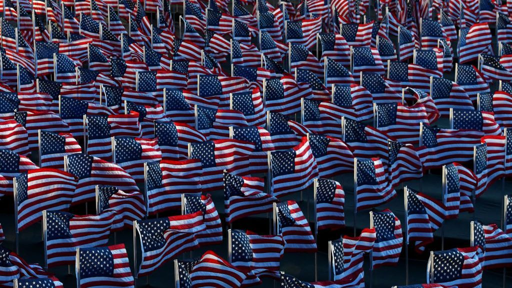 US Government Is Open, But Flag Day Provides Plenty To Celebrate