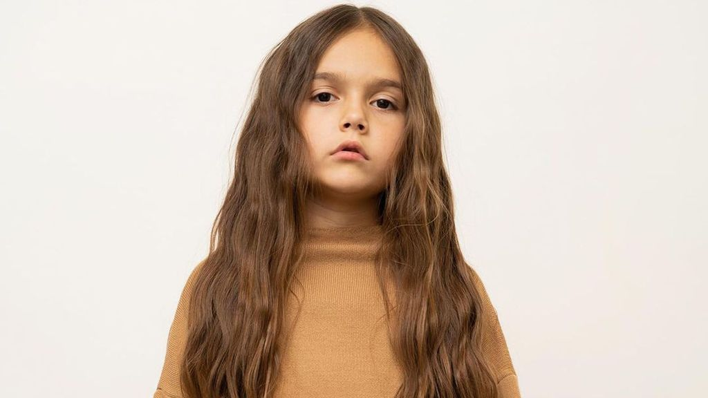 VIDEO: Kid Kardashian: Eight-Year-Old Girl Who's A Fashion Sensation After Being Discovered By KUWTK