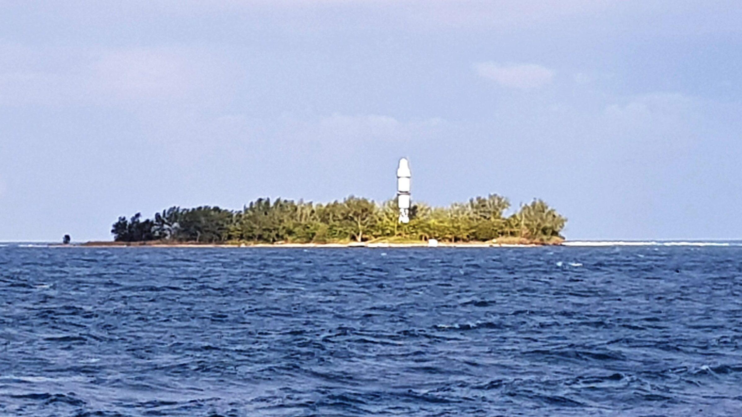 Isla de Sacrificios se mantiene protegida