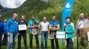 VIDEO: Vulture Club: Pair Of Endangered Birds Released Into The Wild