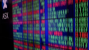 The ASX was a little higher as modest gains across most categories were offset by materials shares.