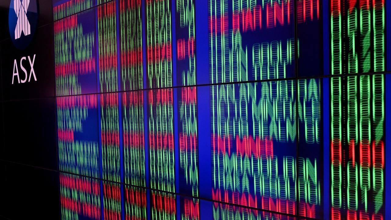 Energy Shares Lead Australian Stock Market To Record High