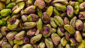 Pistachios are appreciated as a tasty and highly nutritious snack. (Joanna Kosinska/Unsplash)