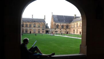 The consumer watchdog is letting NSW and ACT universities collaborate on taking overseas students.