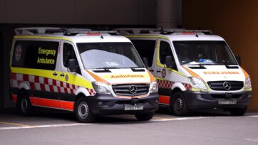 NSW paramedics are taking industrial action over an insulting pay offer from the state government.