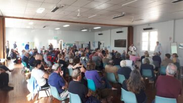 Landholders and community members near Rylstone are concerned about coal exploration.