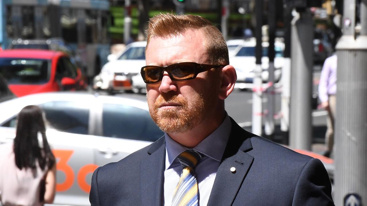 Australian State Cop-shooter Banned From Nursing