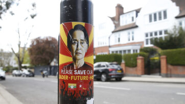 Former Myanmar Ambassador To The UK Faces Eviction from His North London Residence