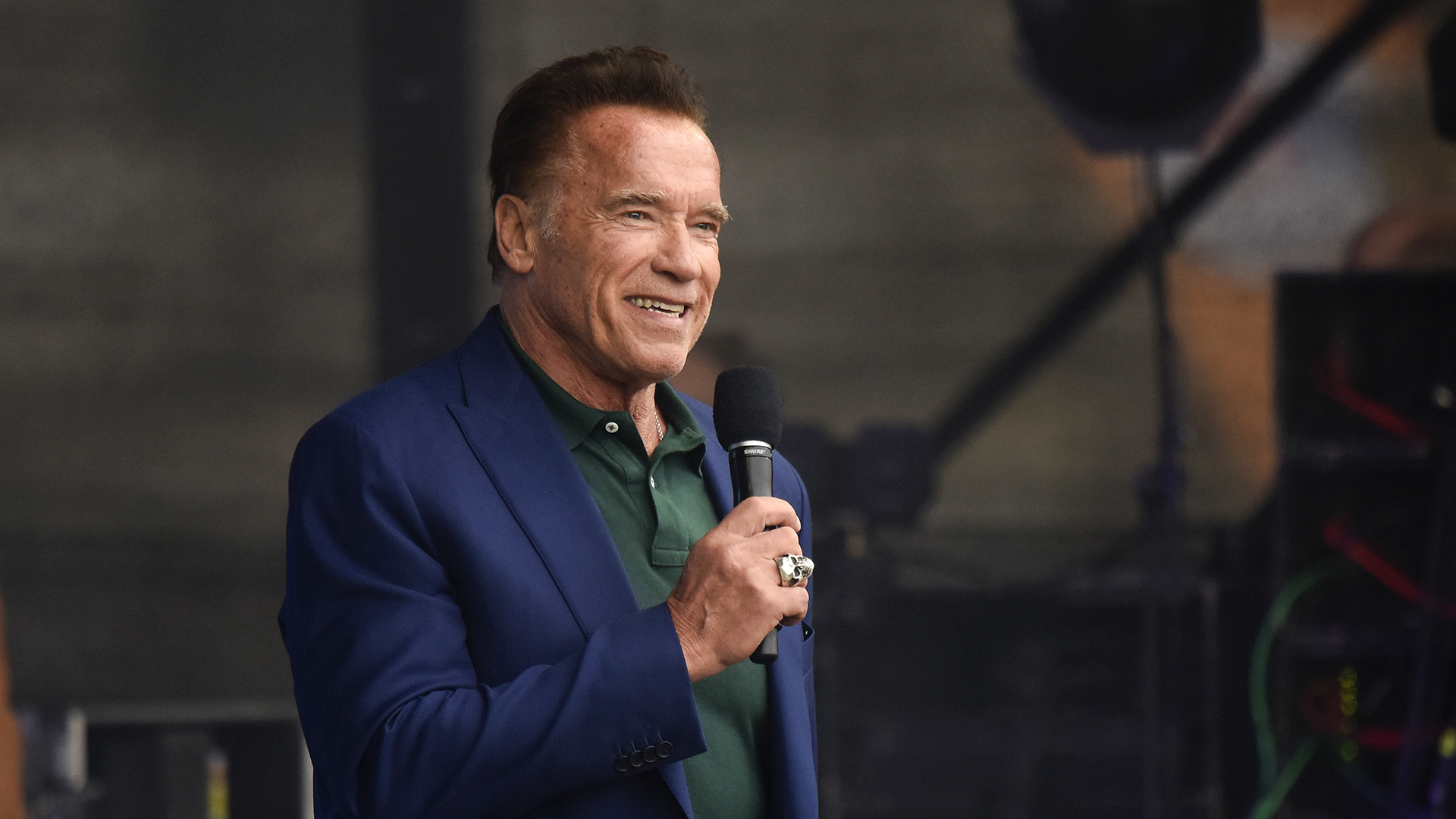 Arnold Schwarzenegger Reveals His Children 'Hated' His Move From Film To Politics