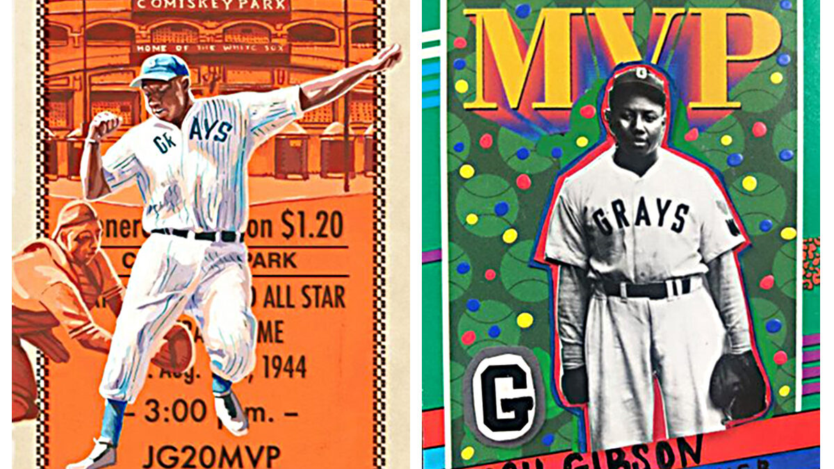 Negro League Legends Get New Baseball Cards — and Push to Rename Major League MVP Trophy