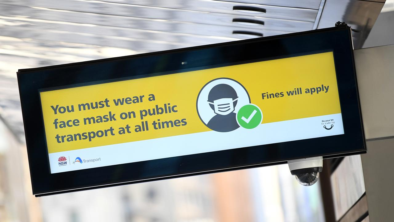 Australia's New South Wales Pins Hopes On Masks And QR Codes
