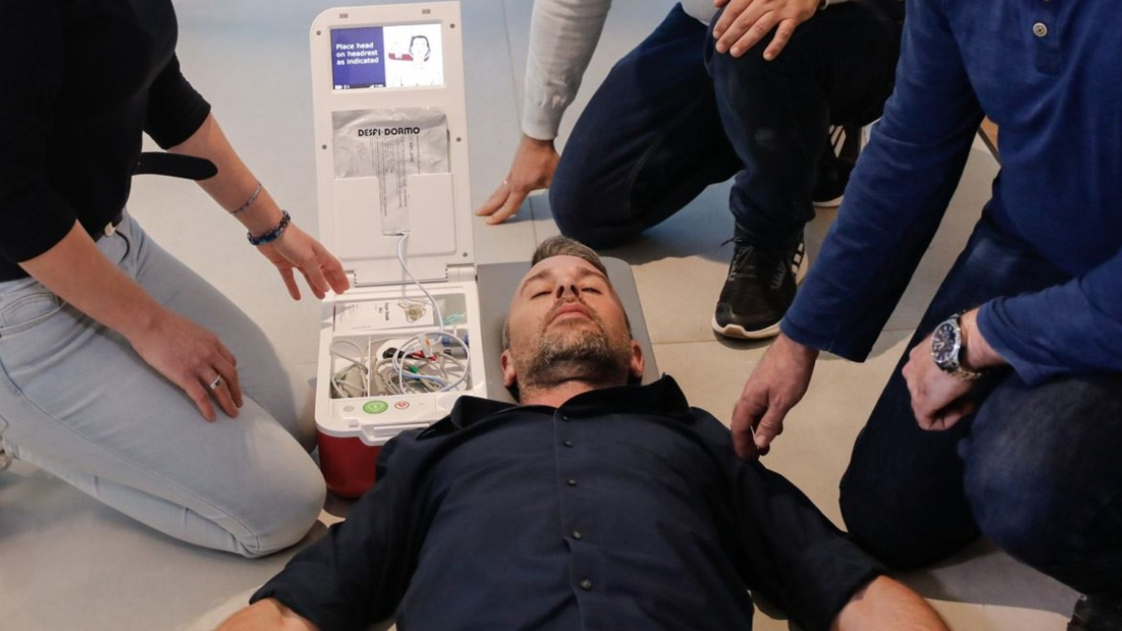Automated First-Aid System Wins Smart Cities Connect Award