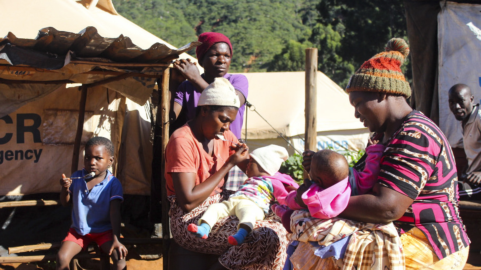 Zimbabwean Mother's Hopes Child Lost In 2019's Cyclone Idai Will Be Found