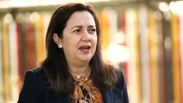 Qld Premier Annastacia Palaszczuk says the state's southeast is 'on the verge of a lockdown'.