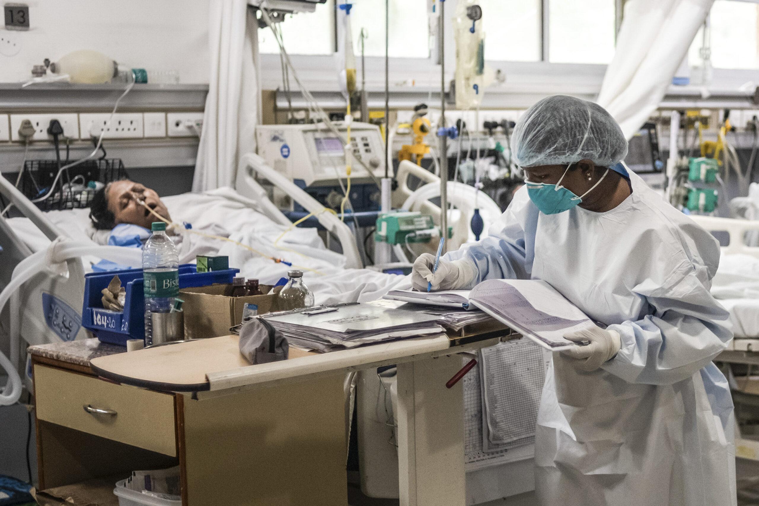 India's Covid Crisis Hits Bangladesh's Patients
