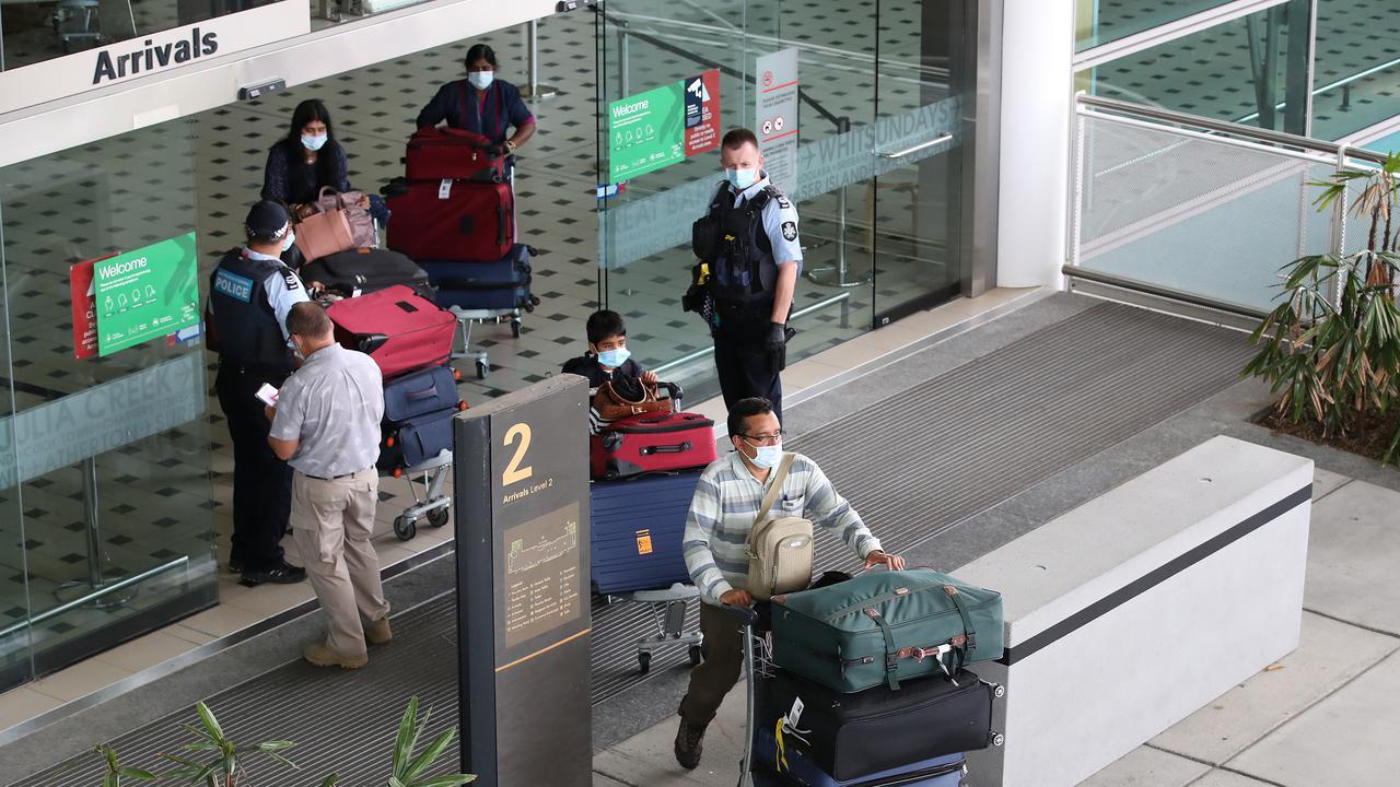 Australia's Queensland Seeks To Slash Overseas Arrivals