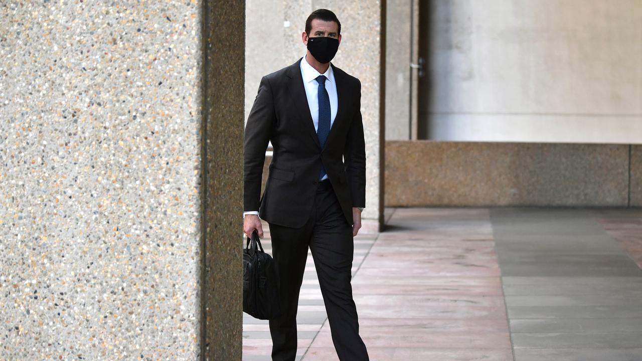 Covid Could Interrupt Roberts-Smith Trial In Australia