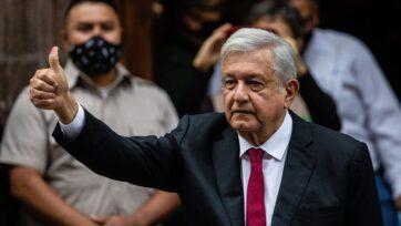 El presidente mexicano Andrés Manuel Lopez Obrador vota en las elecciones intermediarias el 6 de junio. Los resultados de los comicios llevarán a cambios en el Congreso de la Ciudad de México que podrían truncar algunas de sus propuestas. (Manuel Velasquez/Getty Images)