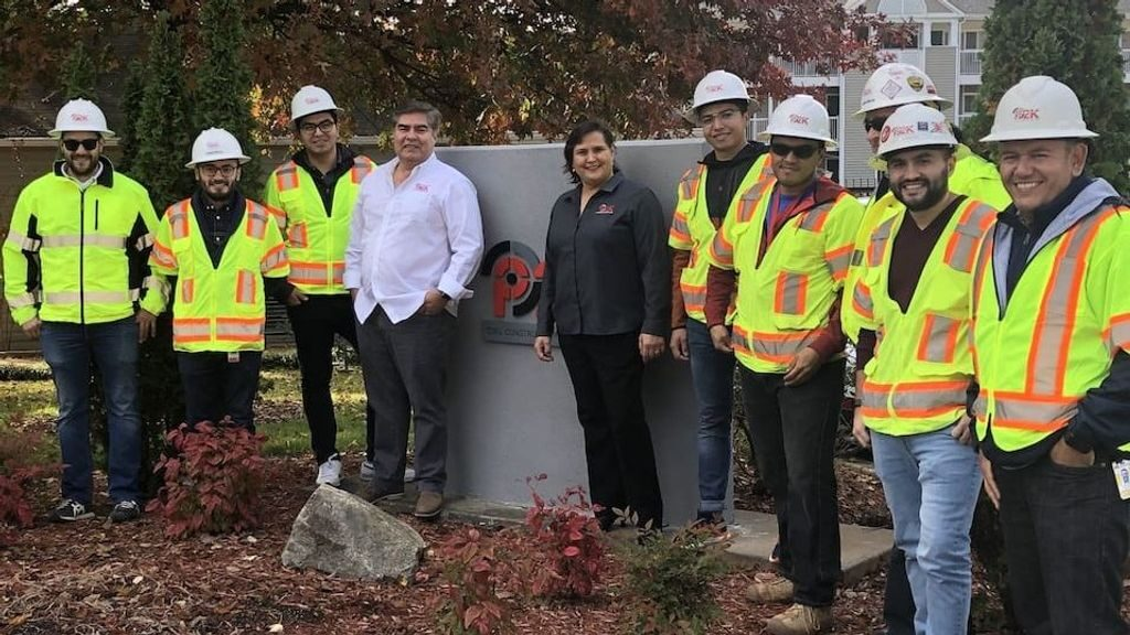 Construction Company In Georgia Shows Latinos Can Run Big, Successful Projects