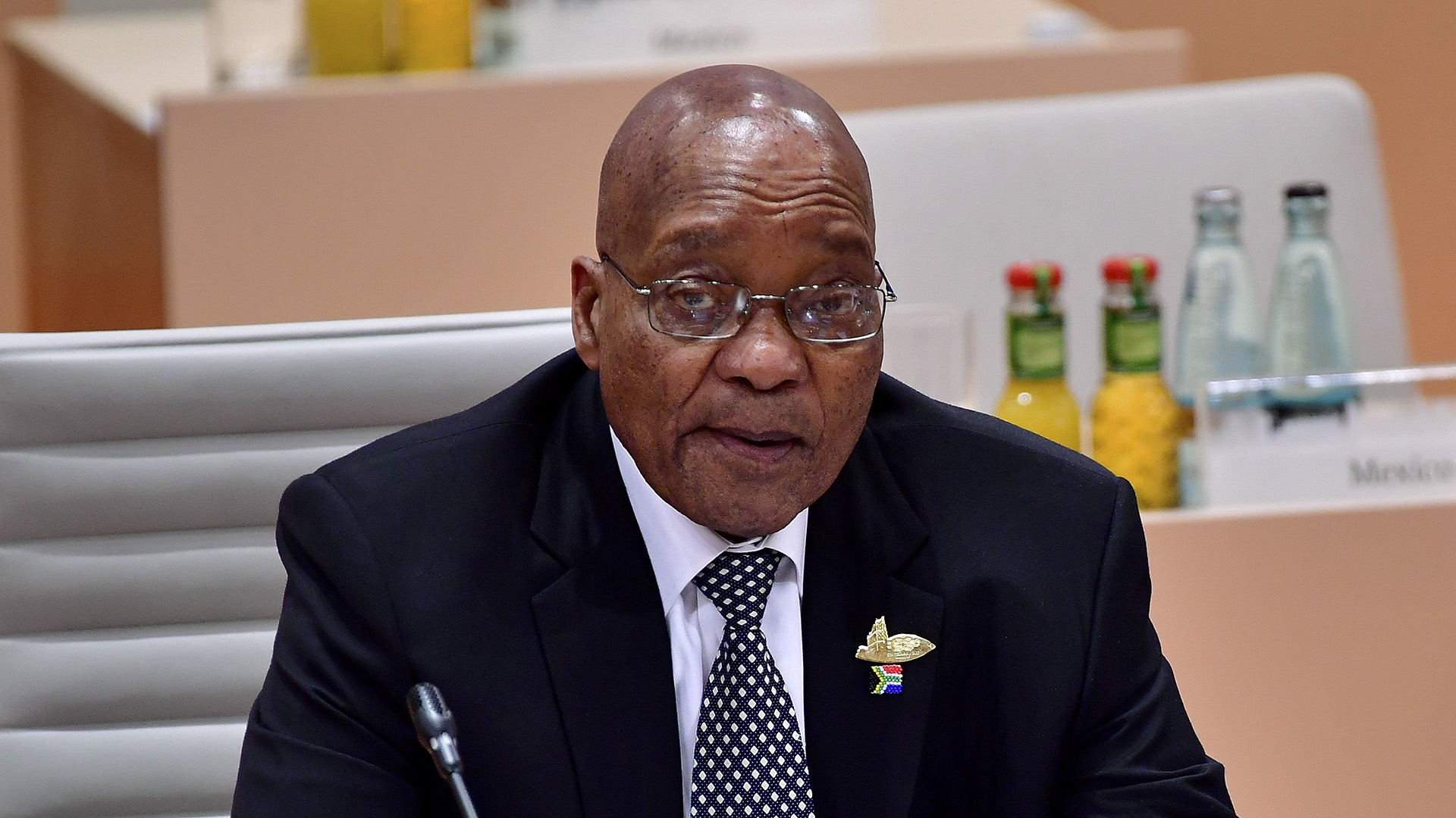 South Africa's Ex-president Jacob Zuma Sentenced To 15 Months Imprisonment