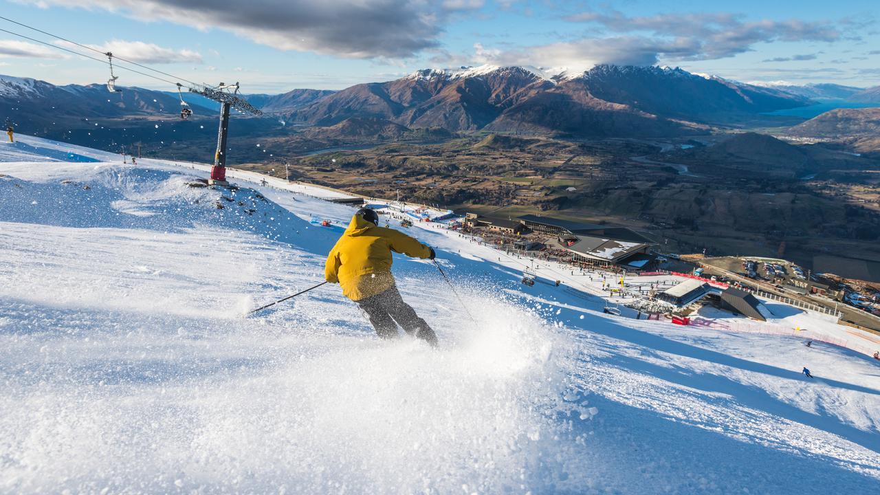 New Zealand Ski Resorts Sans Australians Amidst Bubble Closure