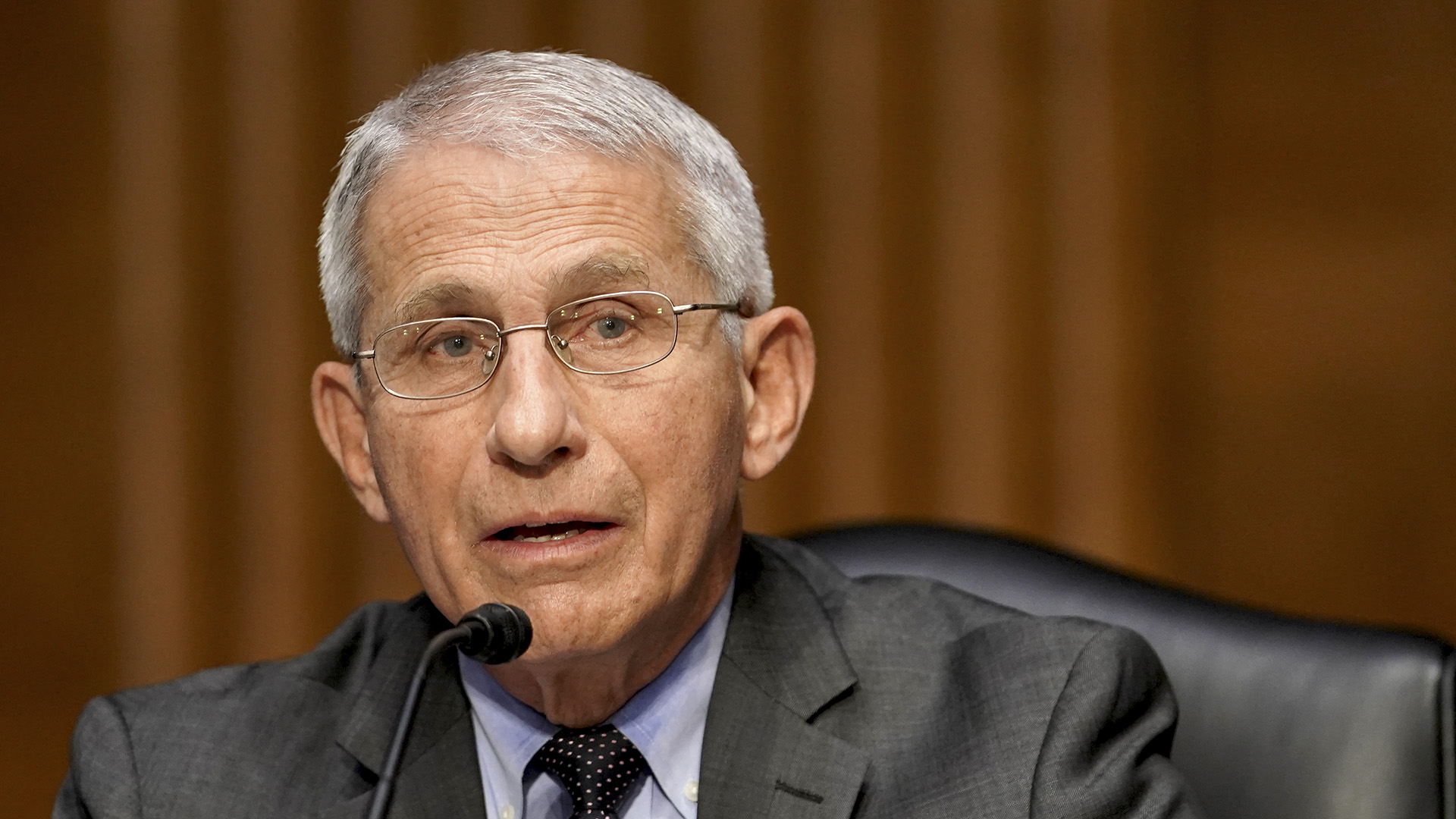 Fauci 'Quite Concerned' Over Delta Covid Variant In US