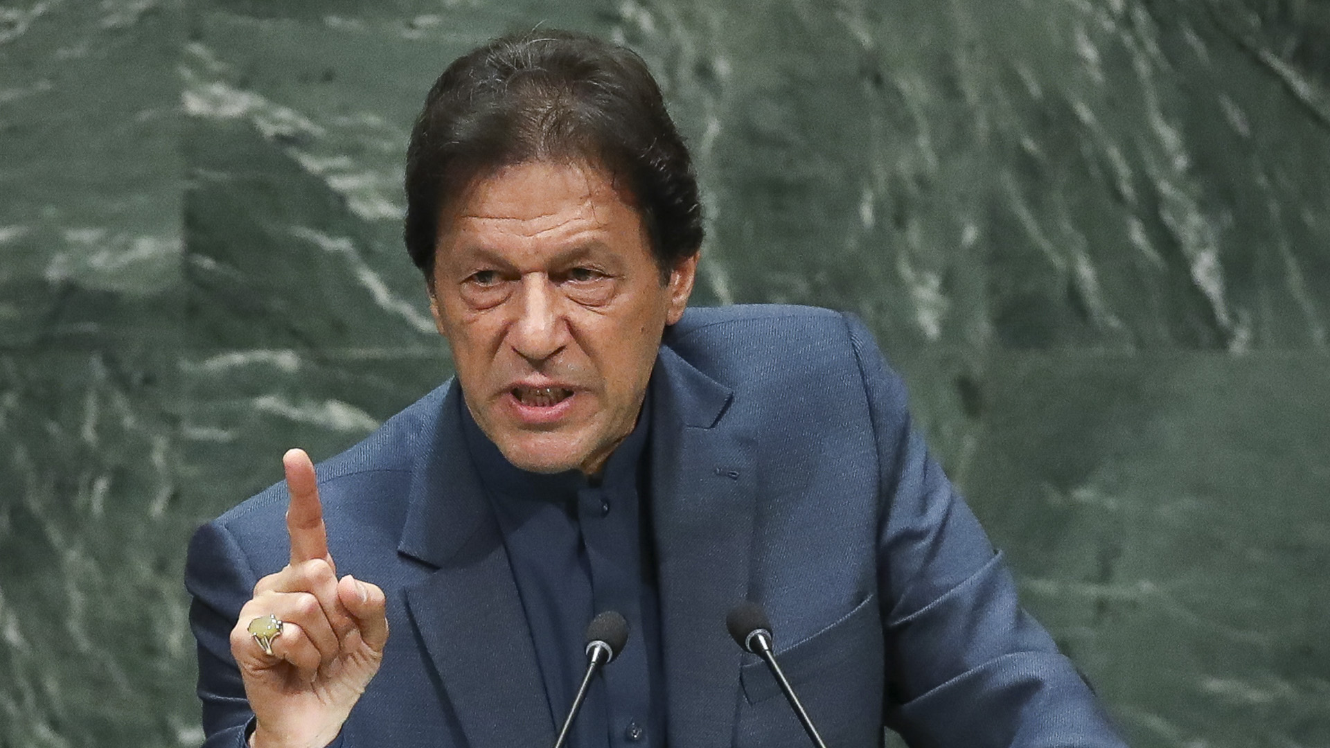 Pakistan Was 'Bad-Mouthed', Says Imran Khan