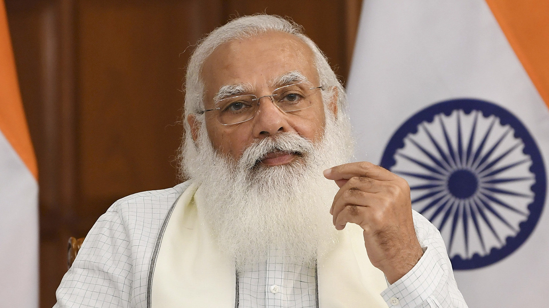 India's PM Modi Calls Digital India The Country's Slogan Of Strength In 21st Century