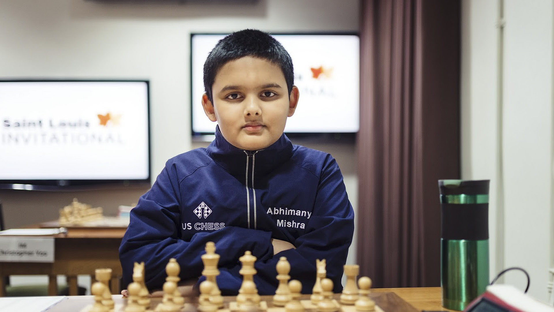 Indian-American Kid Becomes The Youngest Grandmaster In Chess History