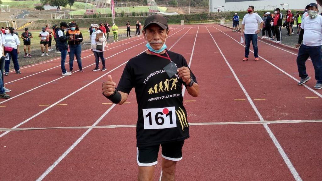 La diabetes no es un obstáculo para correr distancias largas