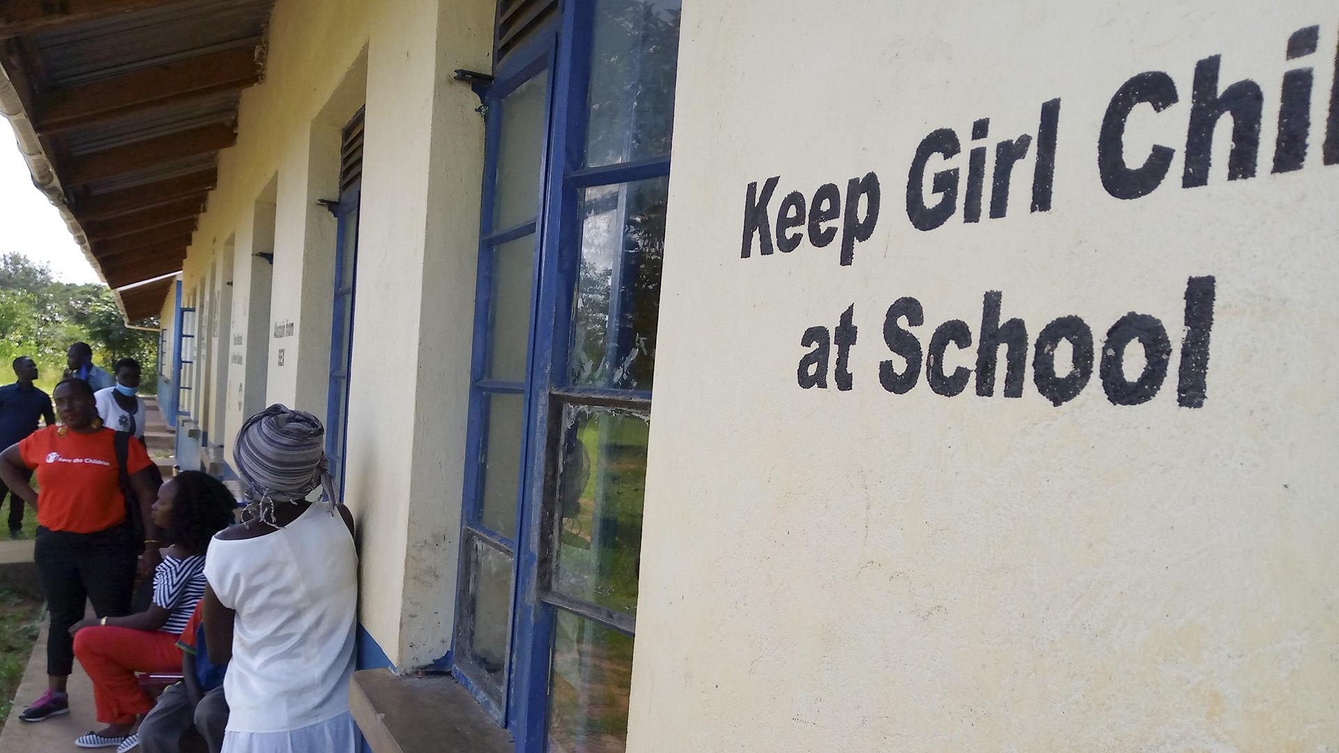 Ugandan Parents Fear Covid-19 Pandemic Lockdown Will Spur Teen Pregnancies