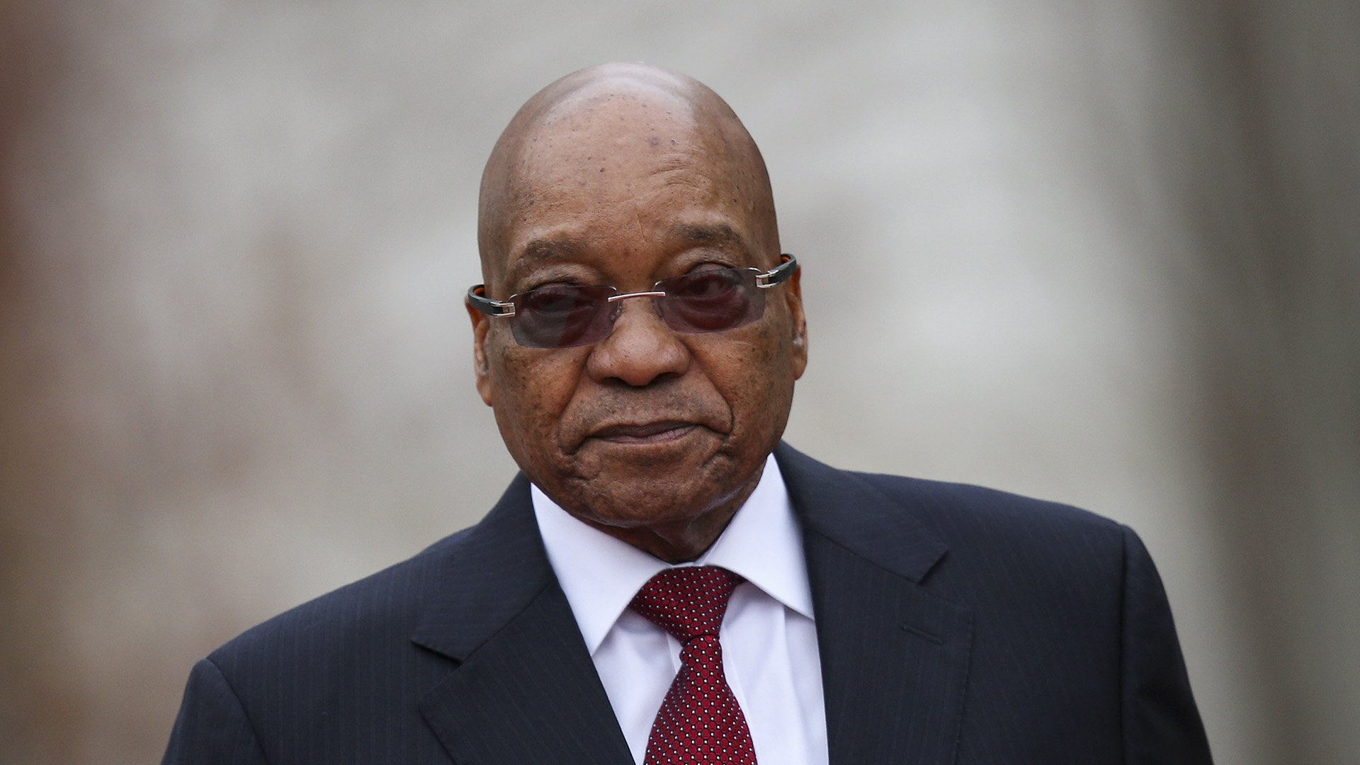 South Africa's Ex-President Zuma Refuses To Serve 15-Month Prison Sentence