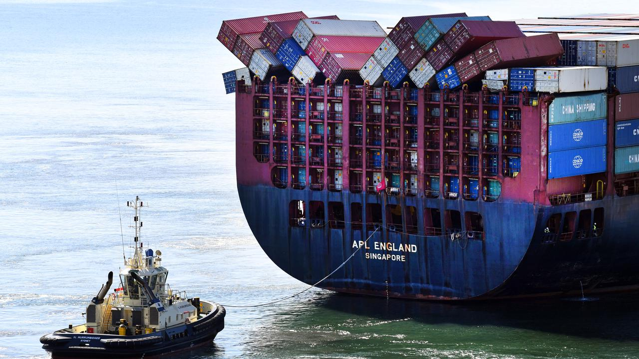 Ship That Lost 50 Containers Off Sydney Coast 'Unseaworthy', Court Finds