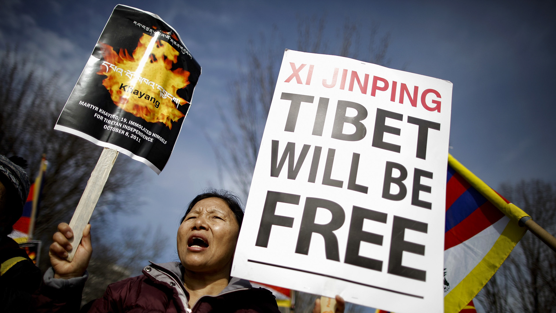 US Congressman Calls On Biden To Declare Tibet 'Independent Country'