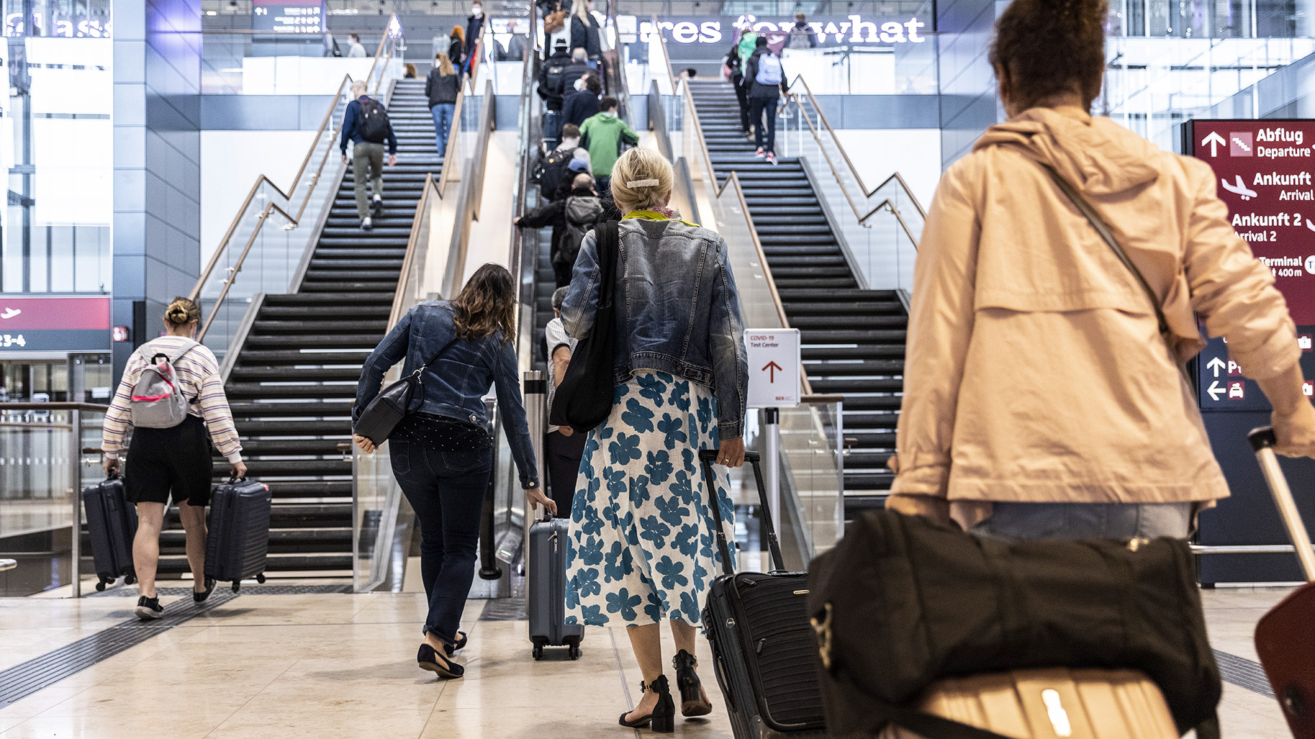 Germany Lifts Travel Ban On Travelers From India And Four Other Countries