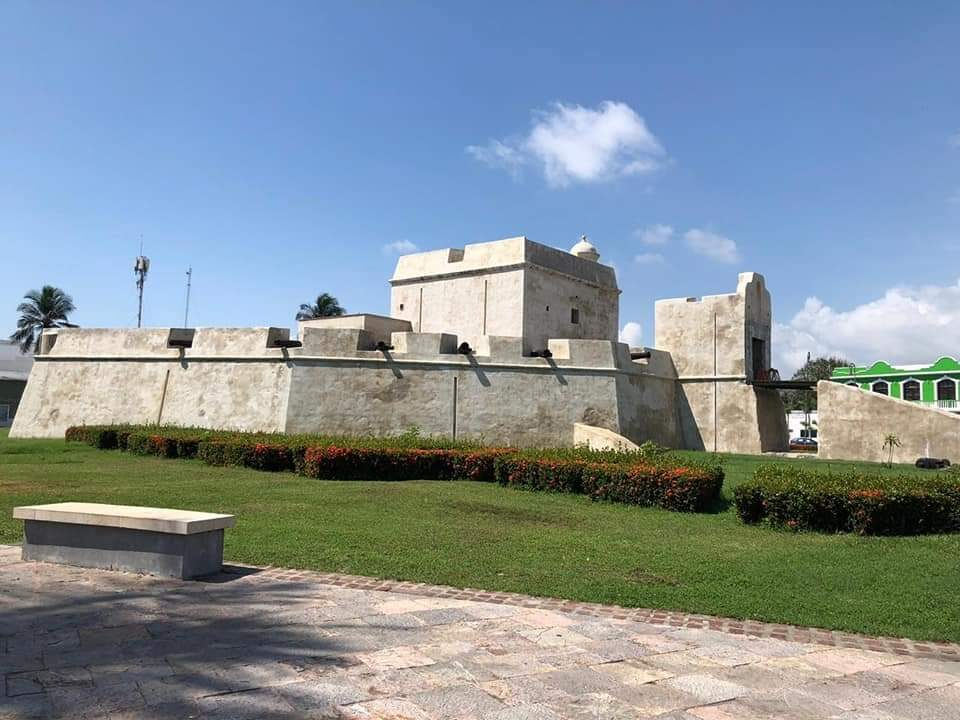 Bastion Of Santiago Bears Witness To Colonial Dangers